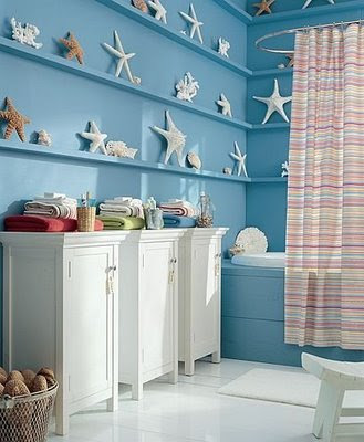 For A Stylish Bathroom, You Must Avoid The Home Stencil Kits, Rarely Will  They Add Any Sophistication And Theyu0027re All Too Easy To Get Wrong.